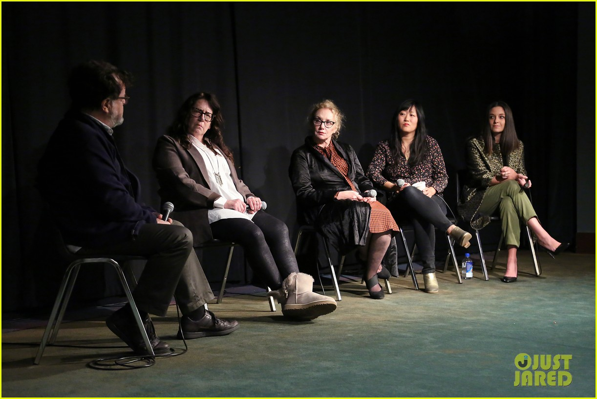 edie falco supports nancy cast at special nyc screening 14