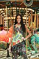 laura harrier candice swanepoel more celebrate bvlgaris art production fund collab 05