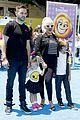 christina aguileras cutest family photos with fiance kids 01
