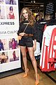 olivia culpo celebrates launch of first collection with express 06