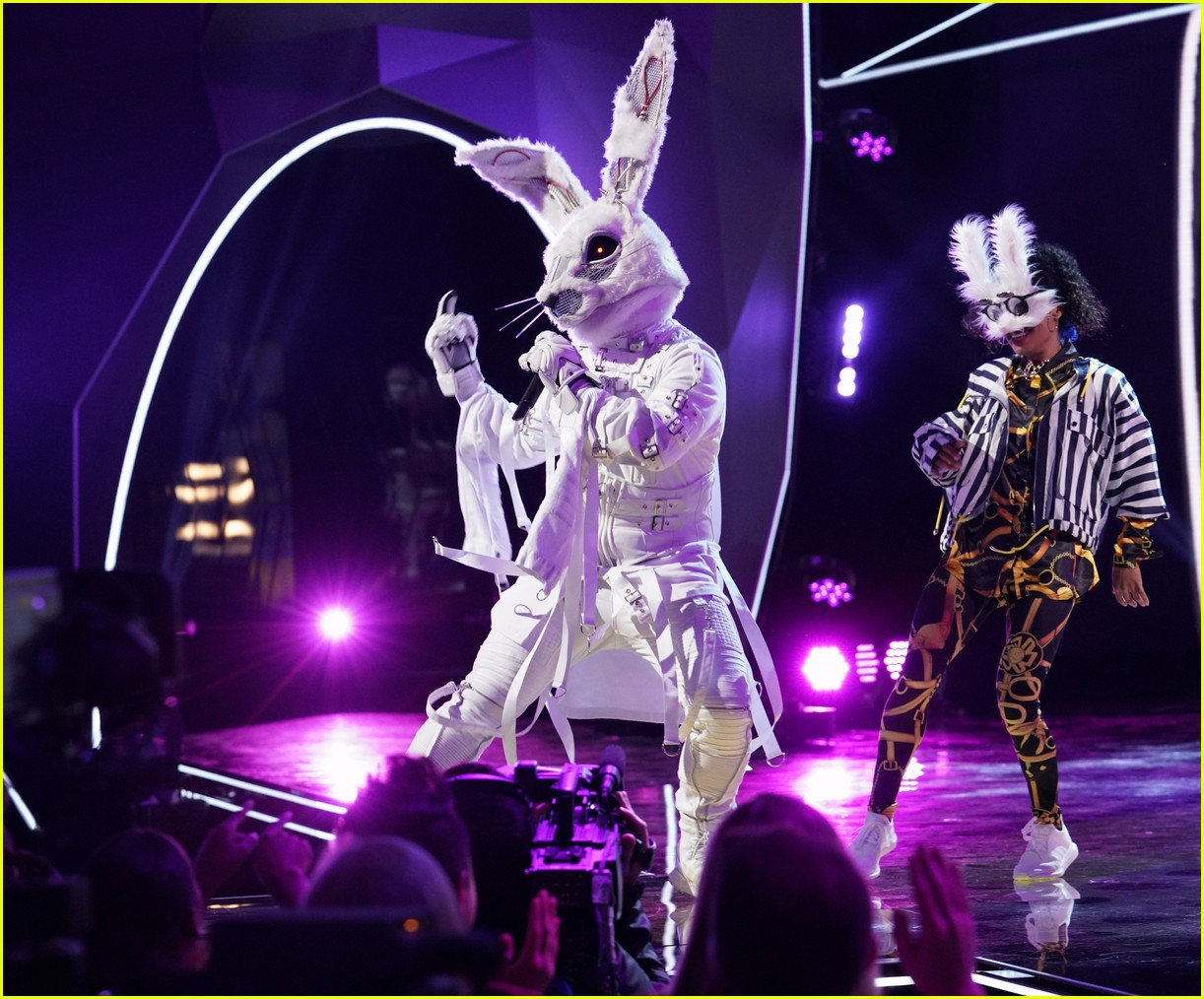 rabbit the masked singer 11
