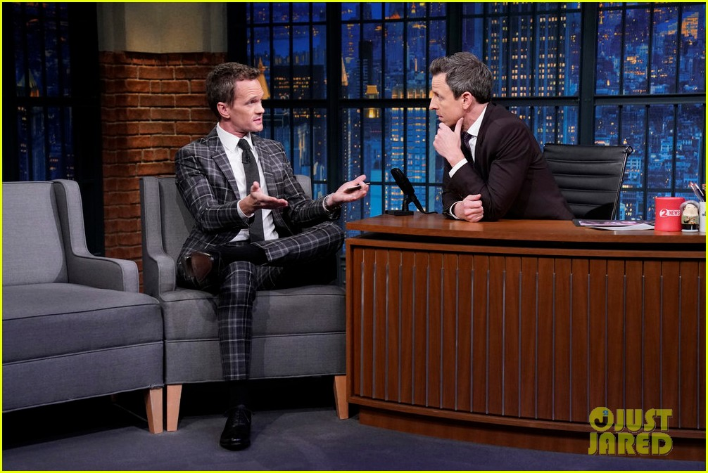 neil patrick harris talks about his kids weird cameo in a series of unfortunate events 03