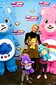 jaime king meets the care bears with her adorable kids 04