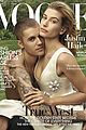 justin bieber hailey bieber vogue march 03