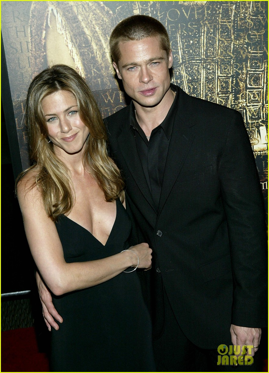 brad pitt jennifer aniston invite 04