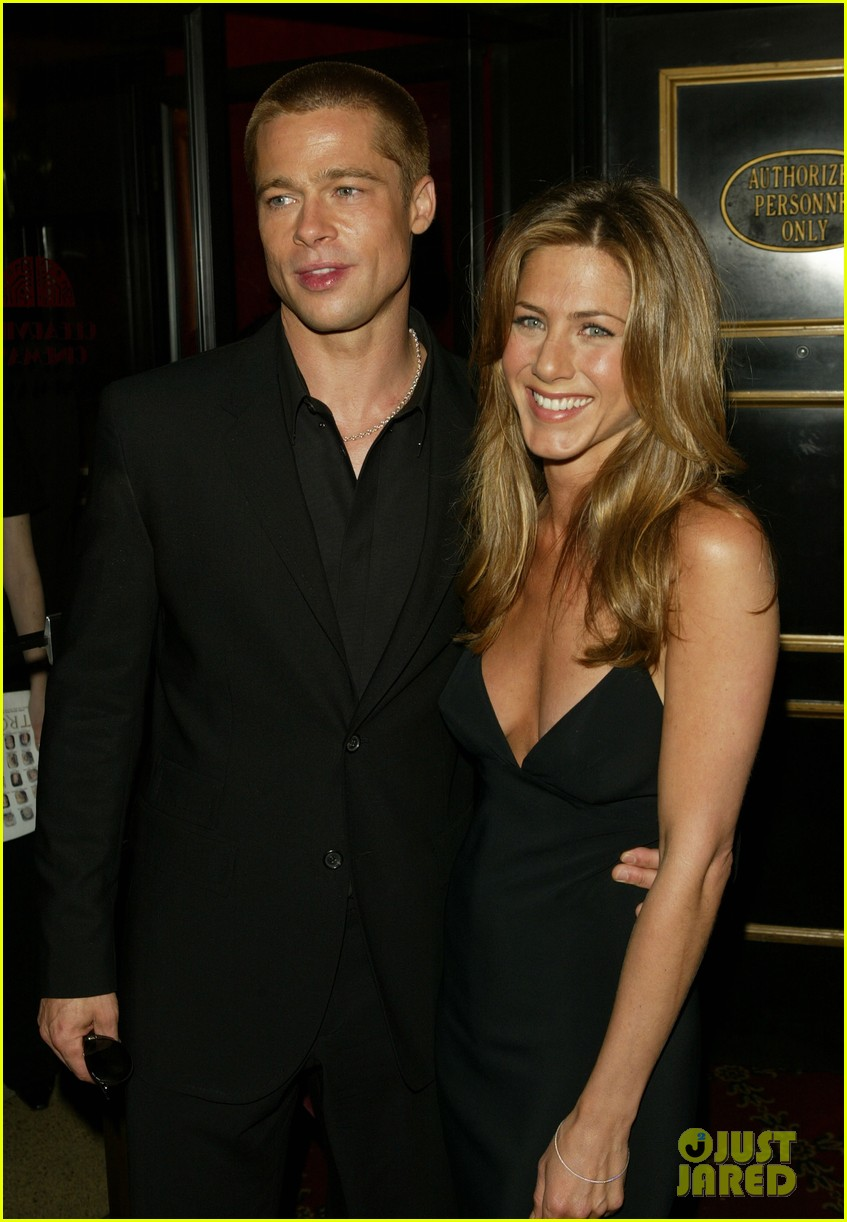 brad pitt jennifer aniston invite 12