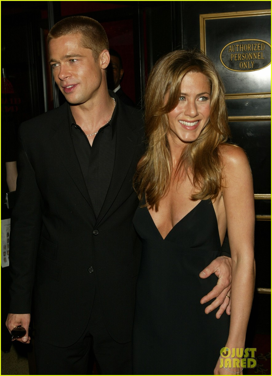 brad pitt jennifer aniston invite 14