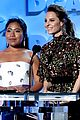laura harrier topher grace support spike lee at dga awards 28