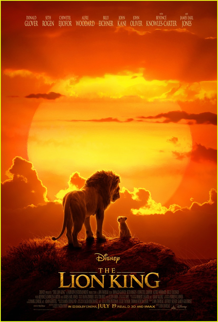 disneys the lion king live action movie gets new trailer and poster watch now 01