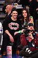james franco girlfriend isabel pakzad have date night at lakers game 04