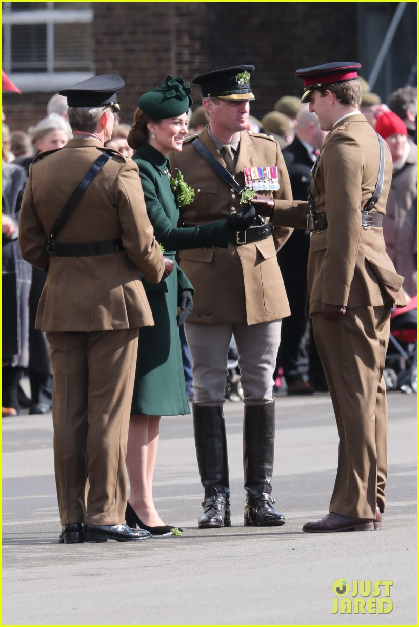 prince william kate middleton st patricks day 2019 28