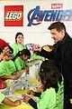 avengers cast visits fans at disneyland 09