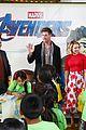 avengers cast visits fans at disneyland 21