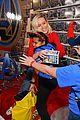 avengers cast visits fans at disneyland 25