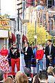 avengers cast visits fans at disneyland 29