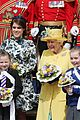 queen elizabeth joined by princess eugenie for easter coin ceremony 10