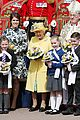 queen elizabeth joined by princess eugenie for easter coin ceremony 26