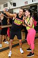 derek hough bares biceps at zumba class in nyc 05