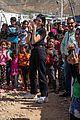 dua lipa visits lebanon with unicef to meet refugee children 02