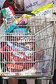 margot robbie snack shopping harley quinn birds of prey 06