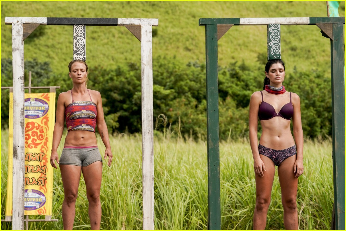 survivor contestant faints challenge 04