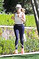 reese witherspoon jogging lunch hat la 01