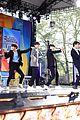 bts perform good morning america summer concert series 20