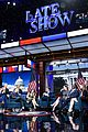 stephen colbert tells veep cast to stop destroying america in late show crossover 06
