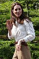 kate middleton steps out solo for rhs chelsea flower show 2019 press day 22