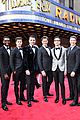 boys in the band cast bring their families to tony awards 2019 03