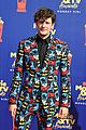 brett dier batman suit haley lu richardson mtv movie tv awards 06