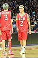 tana mongeau cheers on fiancee jake paul at basketball game ahead of birthday bash 02