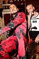 maluma hits up louis vuitton christian louboutin paris fashion shows 03