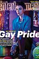 entertainment weekly pride issue 01