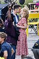 jessica chastain sebastian stan kiss in character 355 set 10