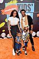ciara russell wilson kids future sienna kids choice sports awards 01
