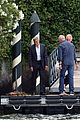 george clooney admires the view in lake como 02