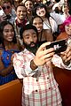 donald glover chiwetel ejiofor lion king premiere 06