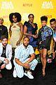 logan browning dear white people cast celebrate season three premiere 01