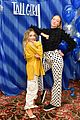 sabrina carpenter pops in yellow at tall girl photo call 05