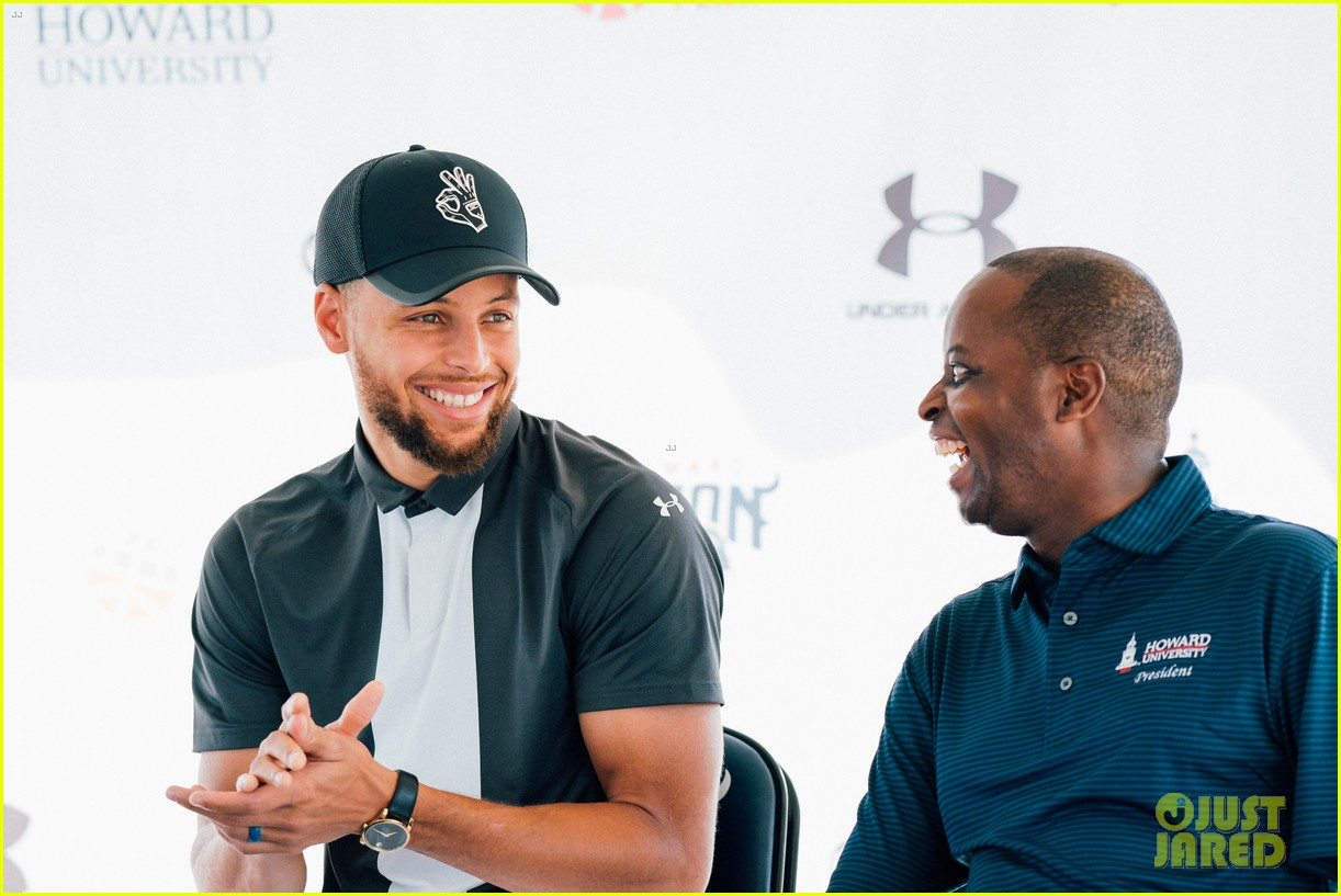 stephen curry launches golf program at howard university 02