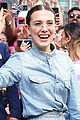 millie bobby brown causes fan frenzy at florence by mills pop up 02