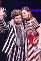 geena davis honored by beetlejuice musical on broadway 03