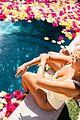 kourtney kardashian joined rosie huntington whiteley more poosh pool party 14