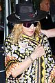 madonna arrives for first madame x tour in nyc 02