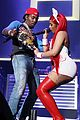 cardi b joins migos on stage in nurse outfit 05