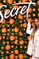 malika haqq makes first pregnant appearance at secret with essential oils launch party 03