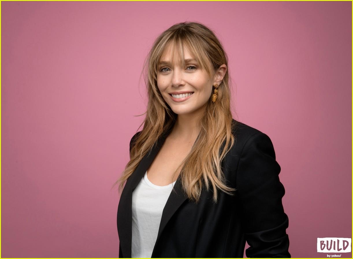 Элизабет Олсен 2020