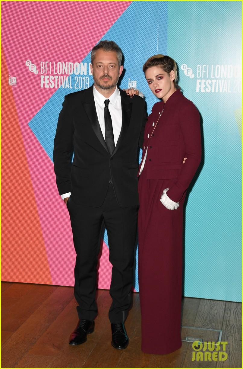 kristen stewart red hot seberg bfi london film festival screening 01