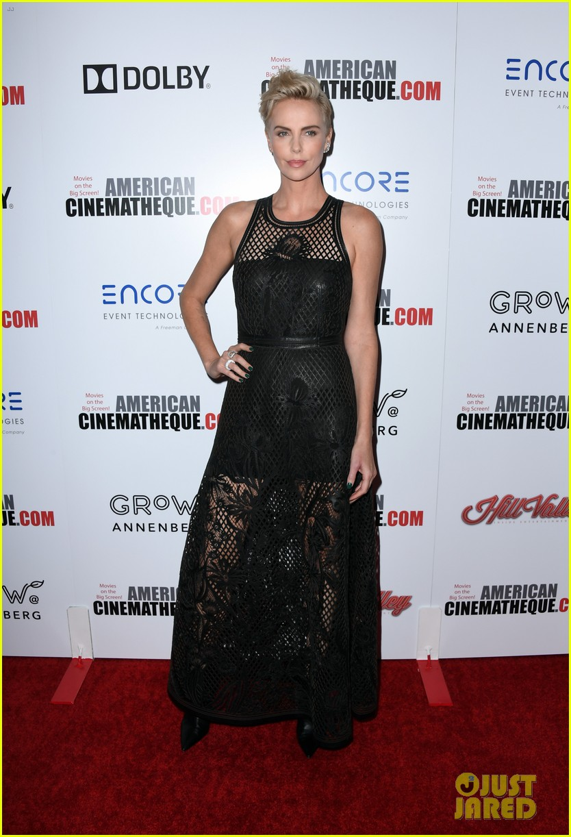 charlize theron honored with american cinematheque award 07